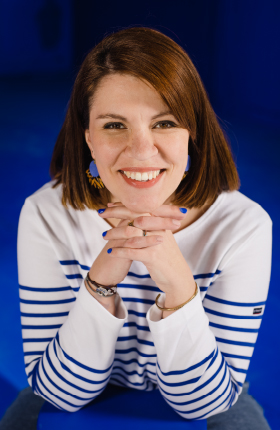 Sonia Loquer, designeuse et graphiste à Laval