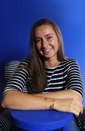 Victoire, cheffe de projet Hopop'up design